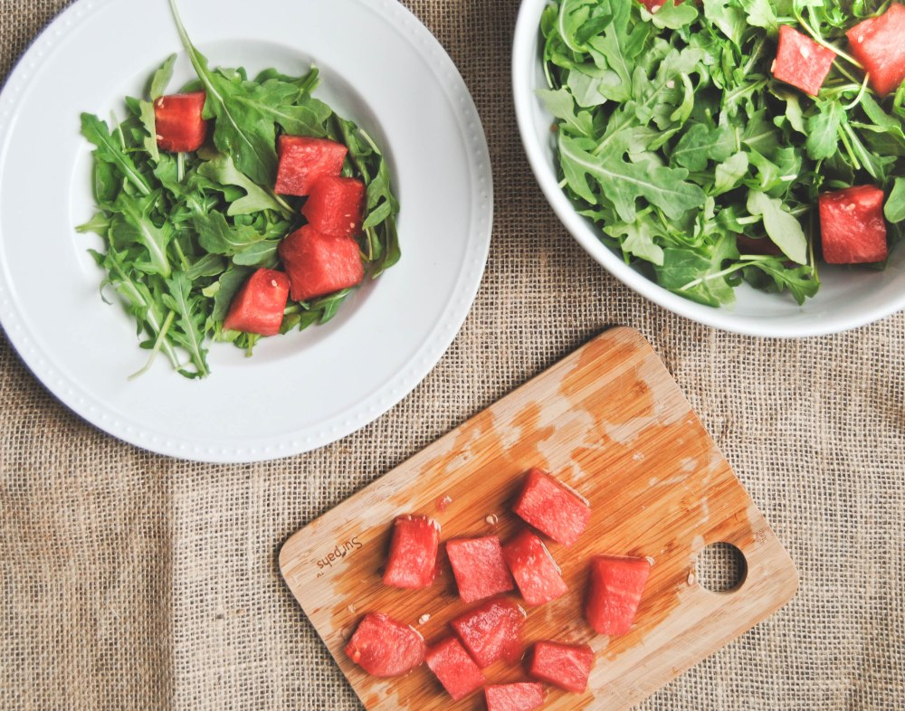 Watermelon Salad 8