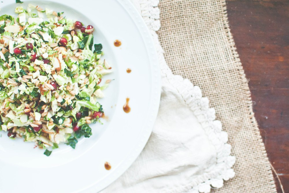 Brussel Sprout Salad-2