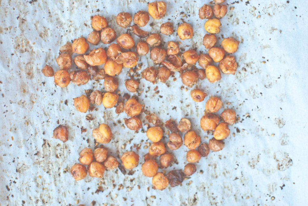 Roasted Chickpeas-3