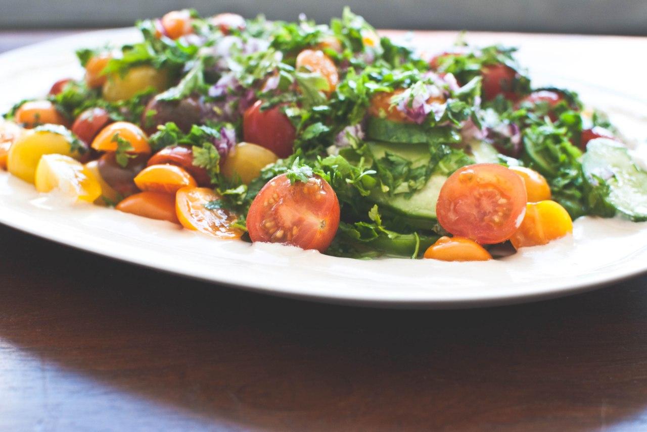 Israeli Salad-2