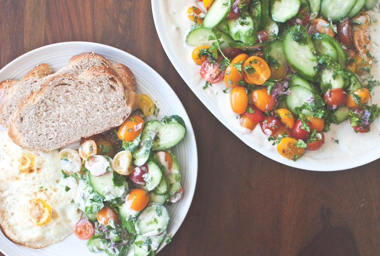 Israeli Salad-3
